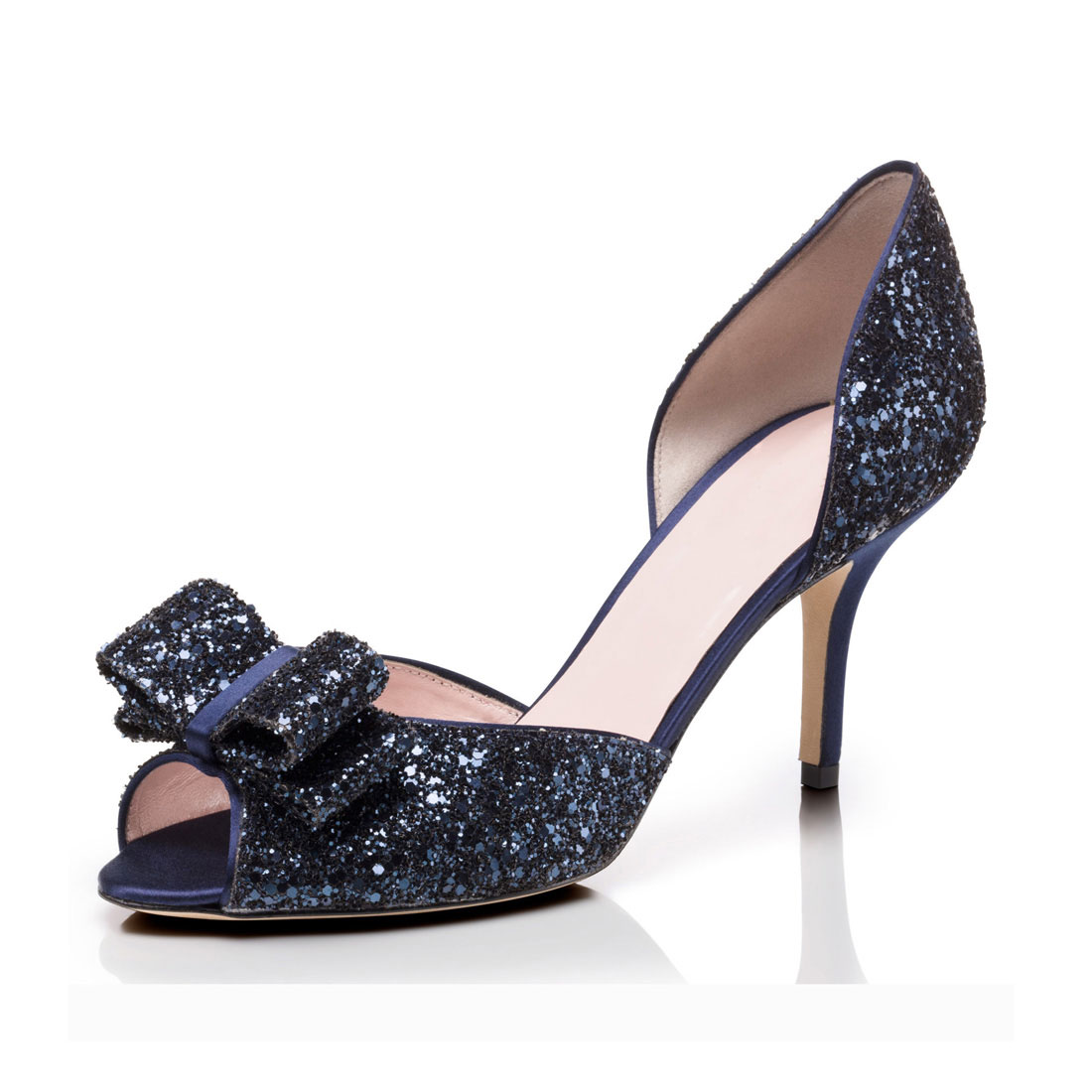 Sexy Ladies Glitter Leather Peep Toe High Heels Party Wear Sandals HS9033