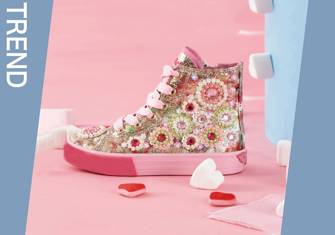 2020 spring and summer children's shoes theme trend forecast - childhood memory
