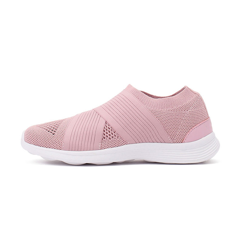 Knit upper for women casual sneaker fashion breathable for ladies shoes
